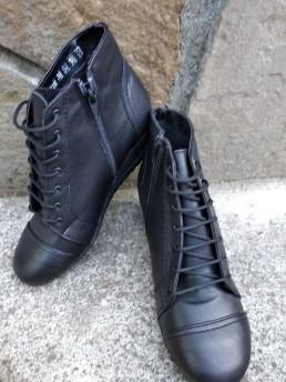 Дамски Обувки от Естествена Кожа Модел 1-2