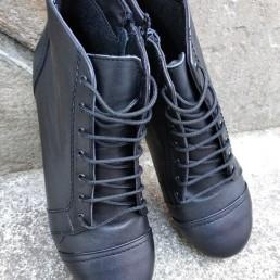 Дамски Обувки от Естествена Кожа Модел 1