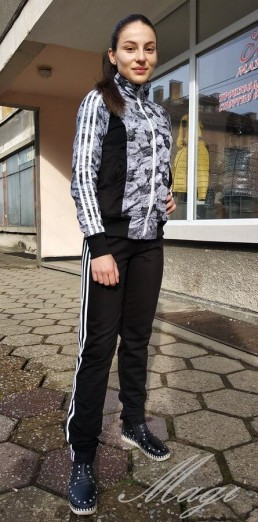 Дамски Спортен Екип Модел 2