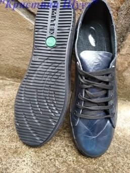 Летни Мъжки Обувки от Естествена Кожа Модел 1-2