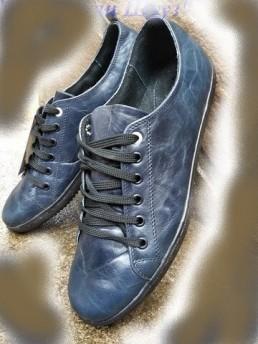 Летни Мъжки Обувки от Естествена Кожа Модел 1-3