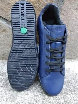 Летни Мъжки Обувки от Естествена Кожа Модел 13-2