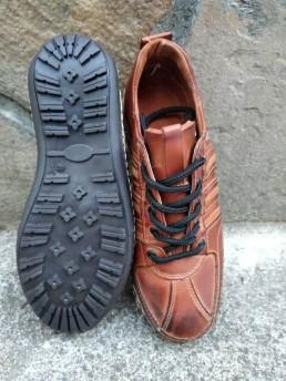Летни Мъжки Обувки от Естествена Кожа Модел 2-2