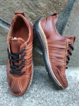Летни Мъжки Обувки от Естествена Кожа Модел 2-3