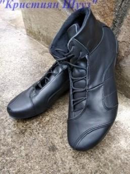 Летни Мъжки Обувки от Естествена Кожа Модел 3-2