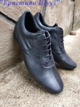 Летни Мъжки Обувки от Естествена Кожа Модел 4