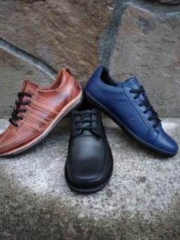 Мъжки Обувки от Естествена Кожа Цветове