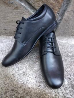 Официални Мъжки Обувки от Естествена Кожа Модел 5