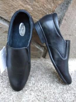 Официални Мъжки Обувки от Естествена Кожа Модел 6-3