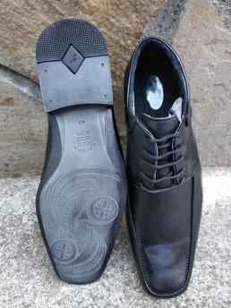 Официални Мъжки Обувки от Естествена Кожа Модел 8