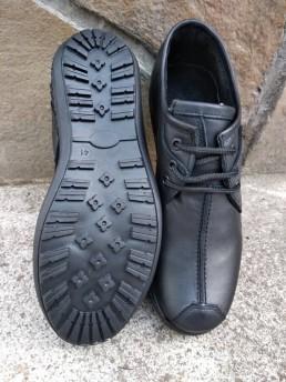 Официални Мъжки Обувки от Естествена Кожа Модел 9-2