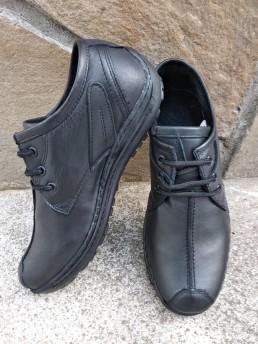 Официални Мъжки Обувки от Естествена Кожа Модел 9