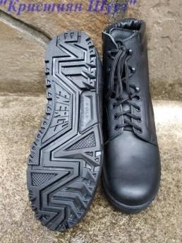 Зимни Мъжки Обувки от Естествена Кожа Модел 1-2