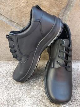 Зимни Мъжки Обувки от Естествена Кожа Модел 10