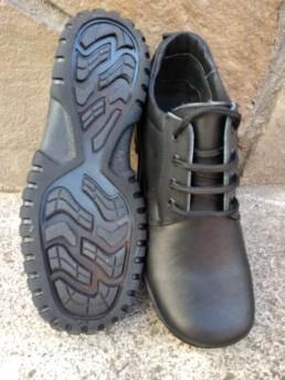 Зимни Мъжки Обувки от Естествена Кожа Модел 10-2