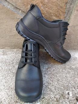 Зимни Мъжки Обувки от Естествена Кожа Модел 10-3