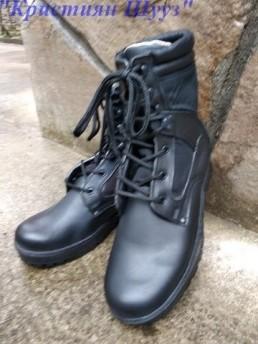 Зимни Мъжки Обувки от Естествена Кожа Модел 3-1