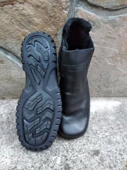 Зимни Мъжки Обувки от Естествена Кожа Модел 4-3