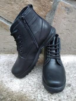 Зимни Мъжки Обувки от Естествена Кожа Модел 5