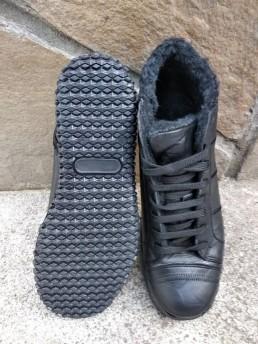 Зимни Мъжки Обувки от Естествена Кожа Модел 6-2
