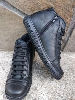 Зимни Мъжки Обувки от Естествена Кожа Модел 6-3