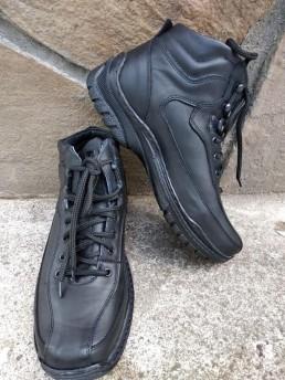 Зимни Мъжки Обувки от Естествена Кожа Модел 7-3
