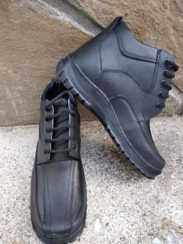 Зимни Мъжки Обувки от Естествена Кожа Модел 9-3