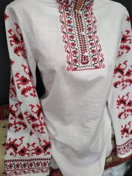 Етно Дамска Риза с Шопска Шевица 3
