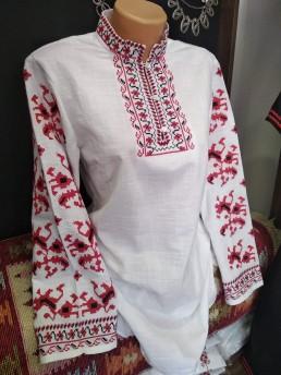 Етно Дамска Риза с Шопска Шевица