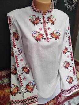 Етно Дамска Риза с Тракийска Шевица 4