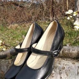 Дамски Обувки от Естествена Кожа Скарпини