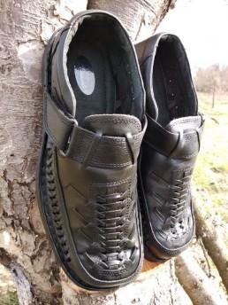 Летни Мъжки Обувки от Естествена Кожа – Модел 14