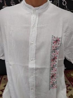 Мъжка Риза с Етно Шевица