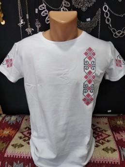 Мъжка Етно Тениска
